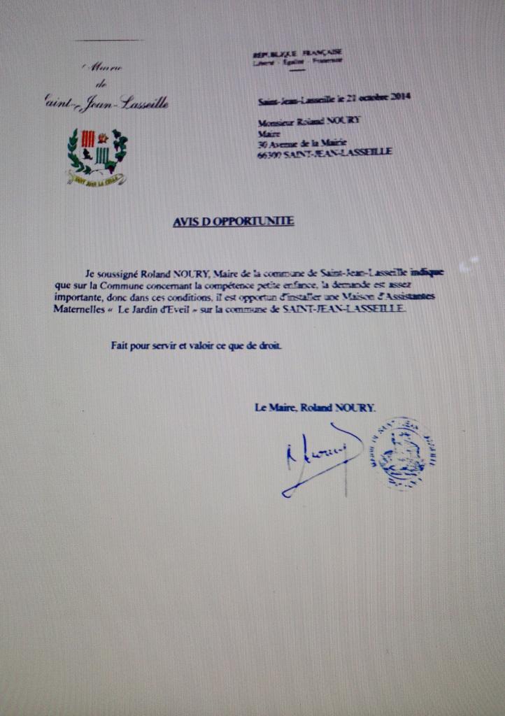 Autorisations de Monsieur le Maire