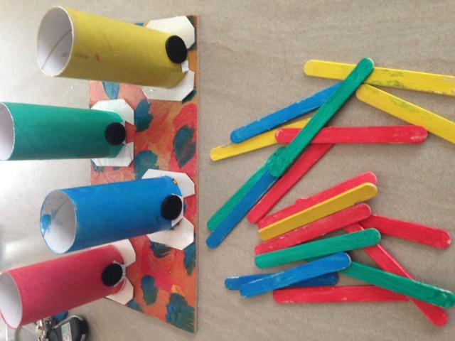 Apprendre les couleurs en français mais aussi en anglais